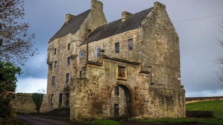 Outlander Midhope Castle